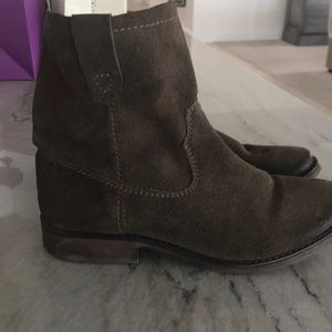 Zigi Soho Shoes - Brown ankle boots